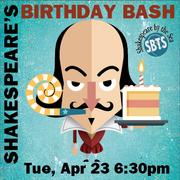 Shakespeare's Birthday Celebration