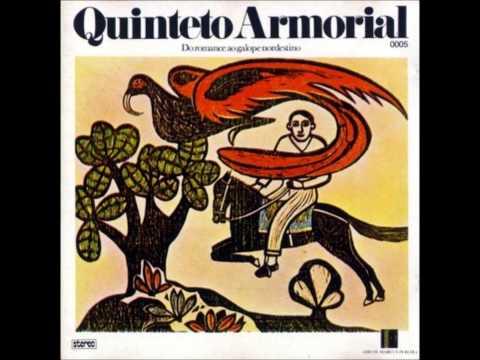 Quinteto Armorial - Do Romance Ao Galope Nordestino ( Full Album 1974)