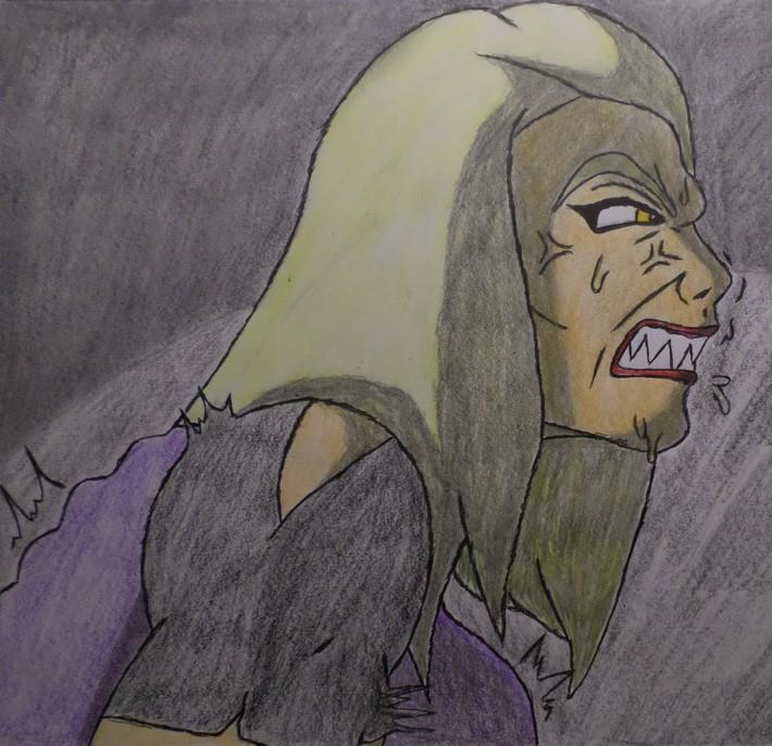 Eva: She Wolf Transformation Part 3