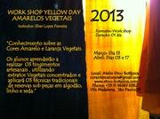 YELLOW DAY - AMARELOS NATURAIS