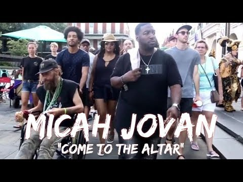"NEW Christian Music - Micah Jovan - ""Come to the Altar"" (@ChristianRapz) - Christian Rap"