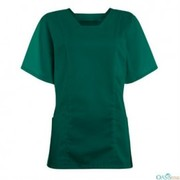 Bottle Green Nurses Scrub Tunic Manufacturers