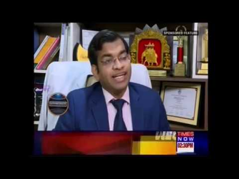Outperformers Showcasing Journey of self made Entrepreneurs @TIMESNOW Dr Kavish & Dr Amrendra Kumar