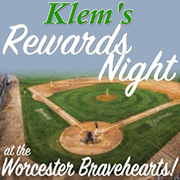 Rewards Night at the Worcester Bravehearts!
