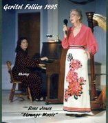 Geritol Follies 1995 Rose Jones singing Strange Music