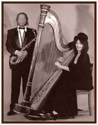 7A. Shirley and Guido-harp and sax