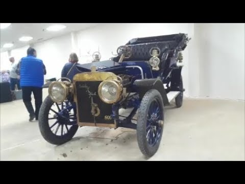 A Rare 1906 Ford Model K For Sale At the Indoor Outdoor Swap Meet
