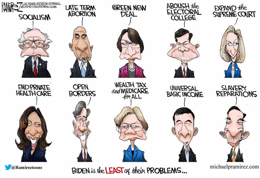 extremist Dems