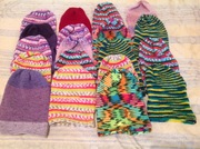 19 Beanies from mum( Col L'Huillier