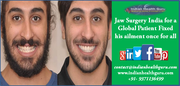 Jaw Surgery India for a Global Patient Fixed his ailment once for all