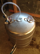 Stainless fermenter for $200
