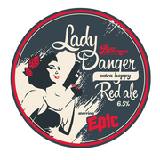 Beer Baroness + Epic : Lady Danger Red Ale