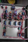Control panel lid