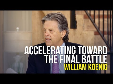 Accelerating Toward The Final Battle - William Koenig on The Jim Bakker Show