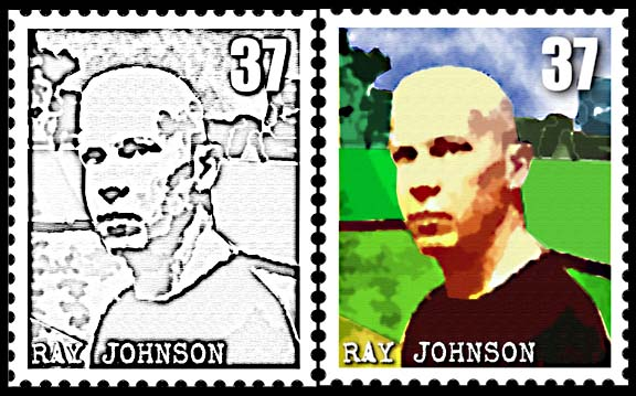 2004 TWO VERSIONS: RAY JOHNSON