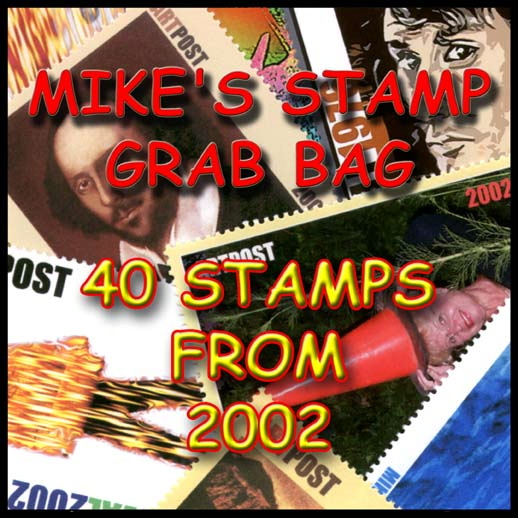 2003 MIKE'S STAMP GRAB BAG