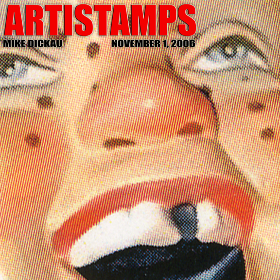 2006 ARTISTAMP COVER