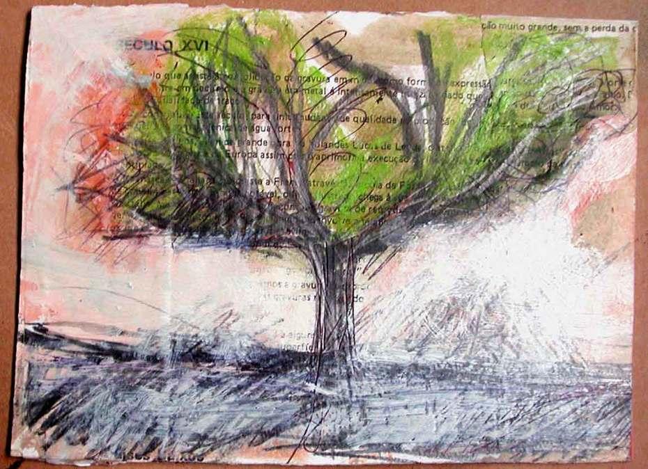 """""""Eu sou uma árvore"""""""