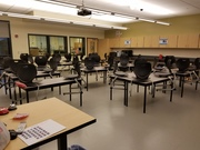 Chinook classroom