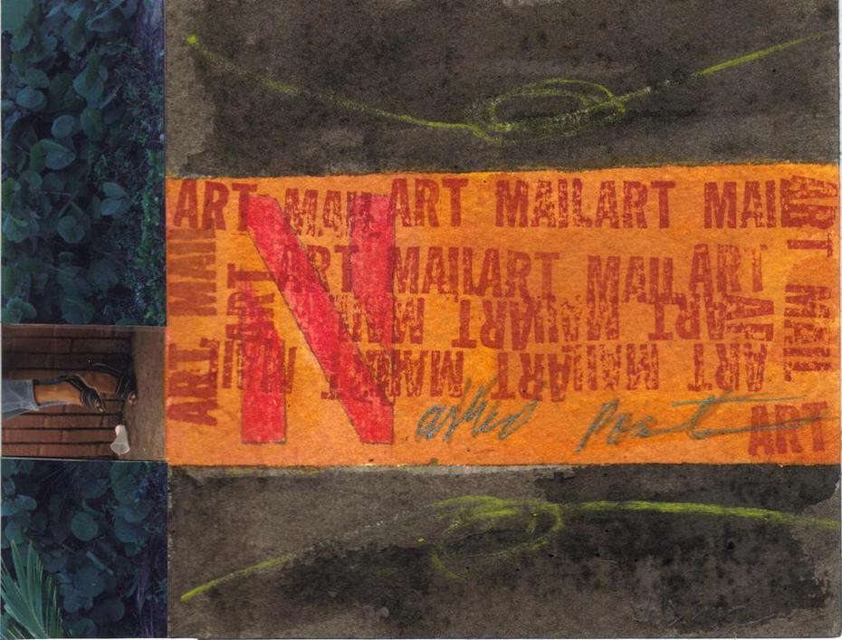 Naked Post, Struts Gallery & Faucet Media Arts Centre, Canada