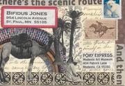 Pony Express Exhibit--Modesto Art Museum