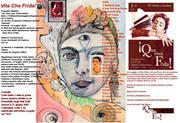 """MailArt Show """"A BOOK FOR FRIDA KAHLO"""" Zuchermann Fridacopy"""