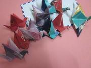 Peace Cranes for Japan1