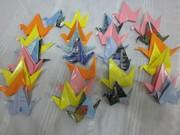 Peace Cranes for Japan2