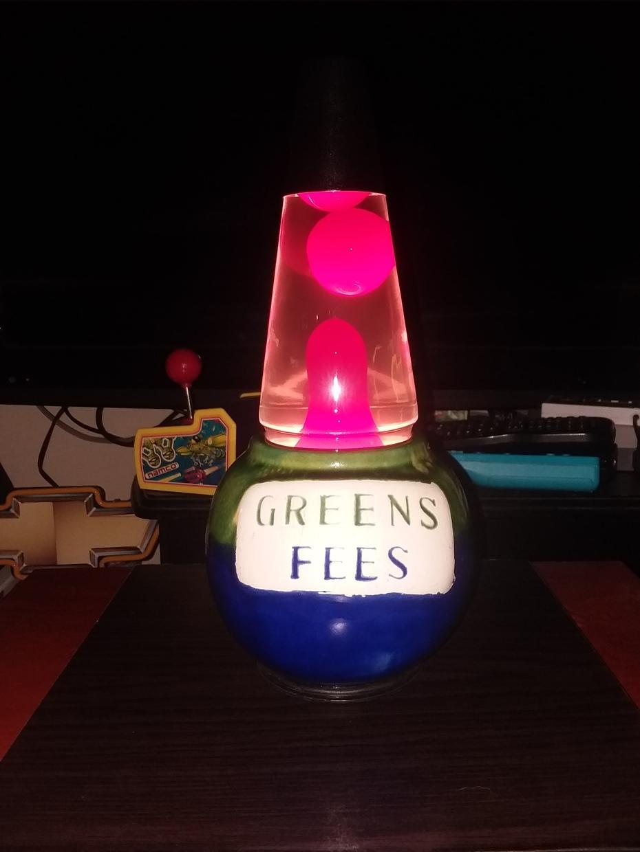Green fees lamp 2