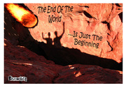 End of world - Hit by an astroid
