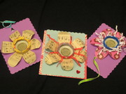 Six Word Memior Paper Flowers