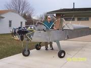 CH 650 Canopy Progress