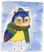 Sent: owl