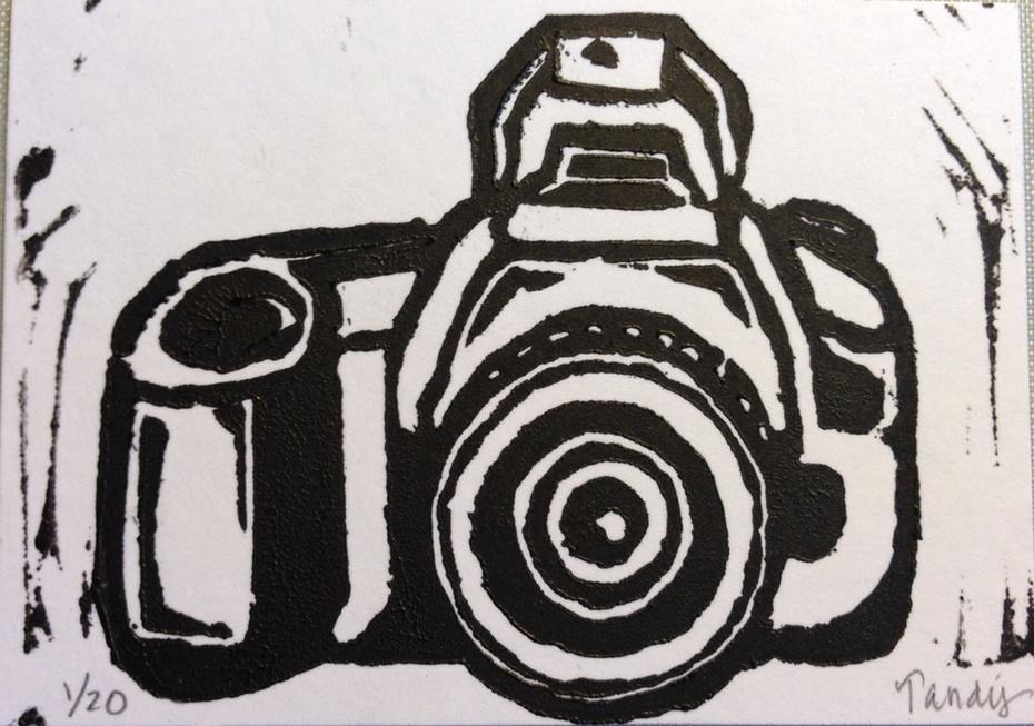Canon EOS DSLR Camera ATC