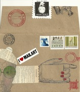 mailart and other stuff too ...to