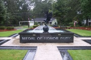 Medal of Honor Fountain