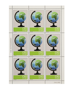 C40 Cities Stamps