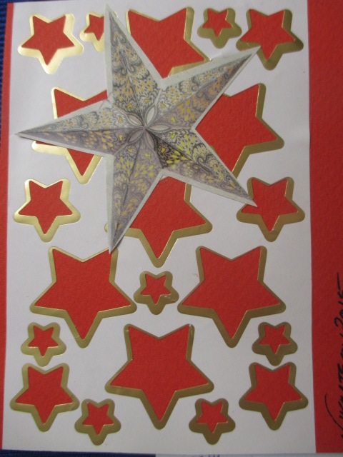 Holiday Stars Red