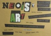 Neoist Art postcard
