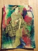 Mail Art for Laura Urbano