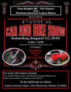 4th Annual Car and Bike Show