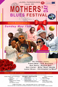 32nd Annual Mothers Day Blues Show