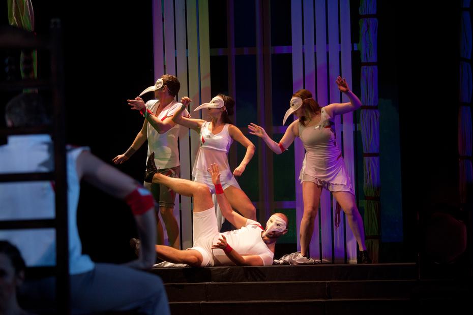 NIPAI Students Performances