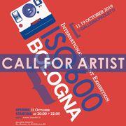 ISO600 INTERNATIONAL CALL FOR ARTIST