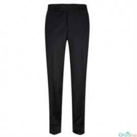 Charcoal Black Formal Trouser Manufacturers