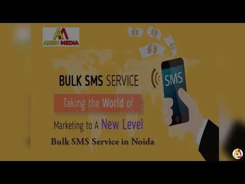 Receive the Trusted Ansh Media Bulk SMS Service in Delhi