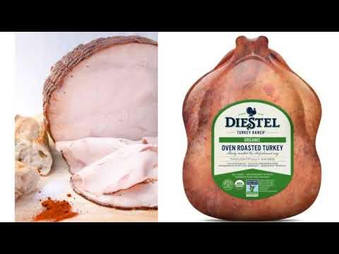 Order Fresh Smoked Turkey Online | 2095324950 | diestelturkey.com