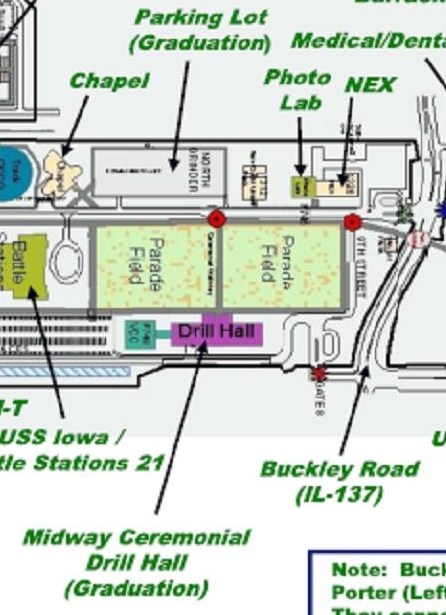 great lakes naval training center map Maps Of Rtc Metra Parking Map Navy For Moms great lakes naval training center map