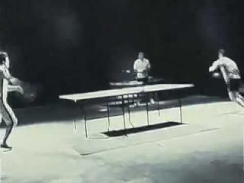 第4屆中國4A創意金印獎全場大獎:李小龍–乒乓篇