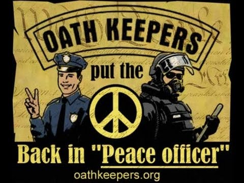Oath Keepers are the redcoat loyalists, Stewart Rhodes is anarchist